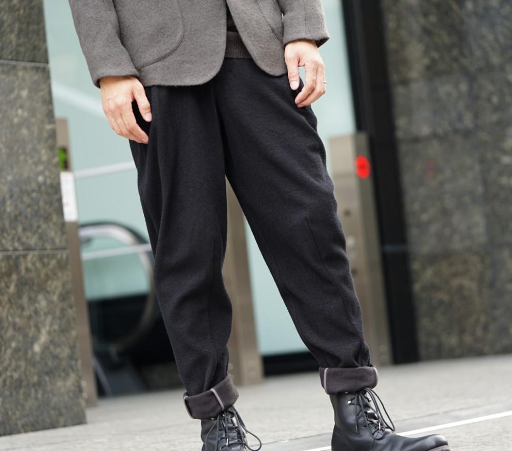 Devoa Co-We-Nit fabric style FW18-19-016