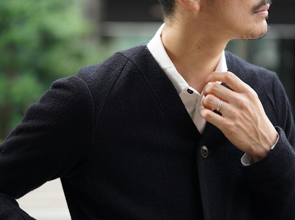 Devoa Co-We-Nit fabric style FW18-19-007