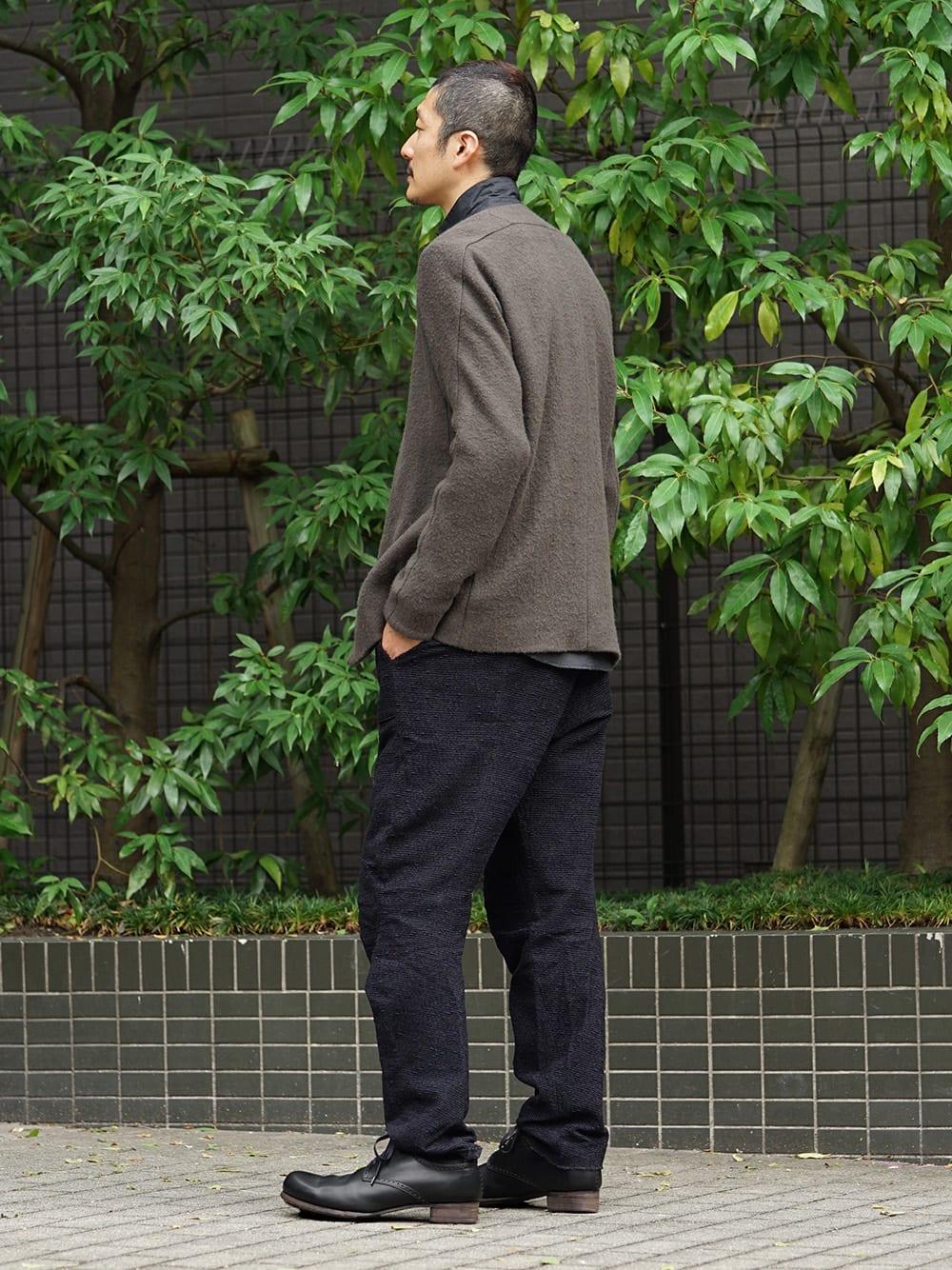 DEVOA 18-19AW Camel / Linen Coat & Jacket style FW18-19-013