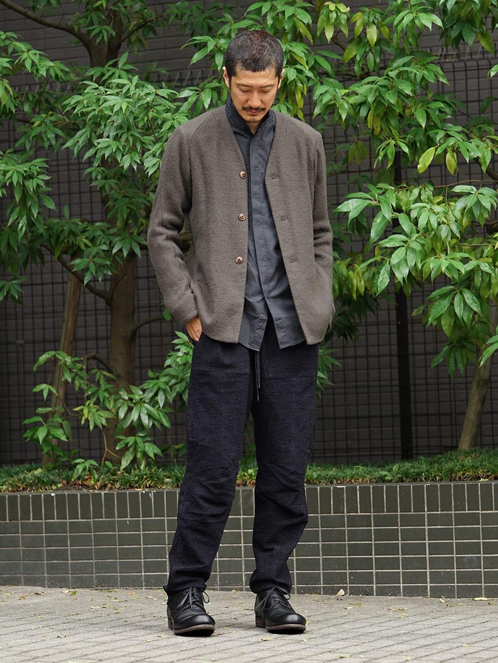 DEVOA 18-19AW Camel / Linen Coat & Jacket style FW18-19-011
