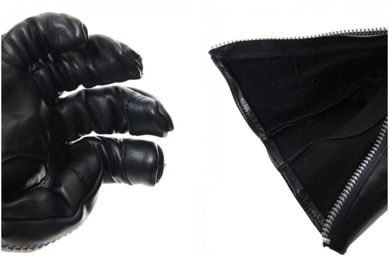 D.HYGEN Python×Horse leather glove New-007