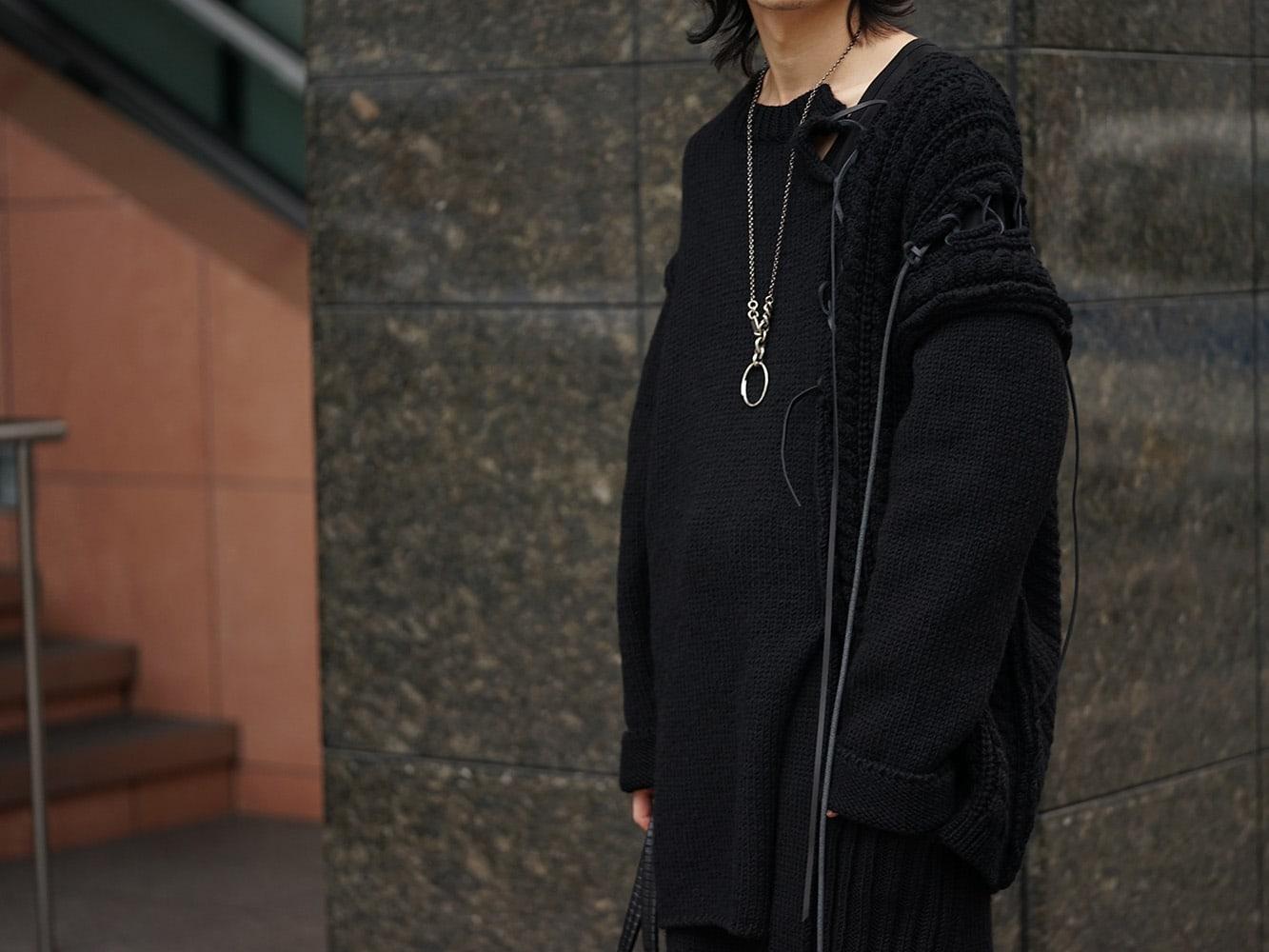 Yohji Yamamoto x B Yohji Yamamoto 18AW 2way Style 08
