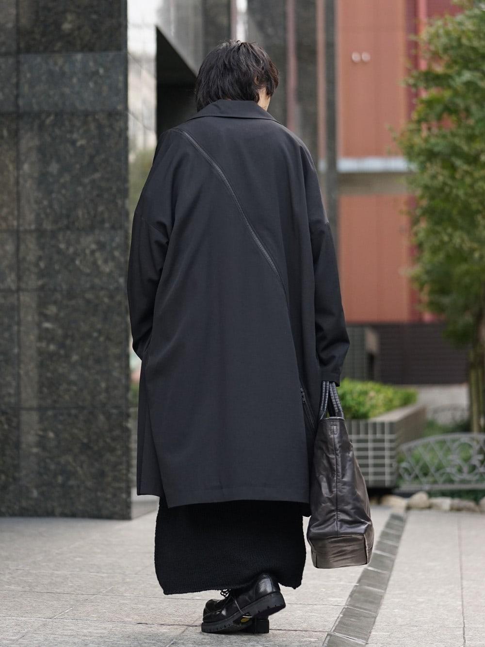 Yohji Yamamoto x B Yohji Yamamoto 18AW 2way Style 04
