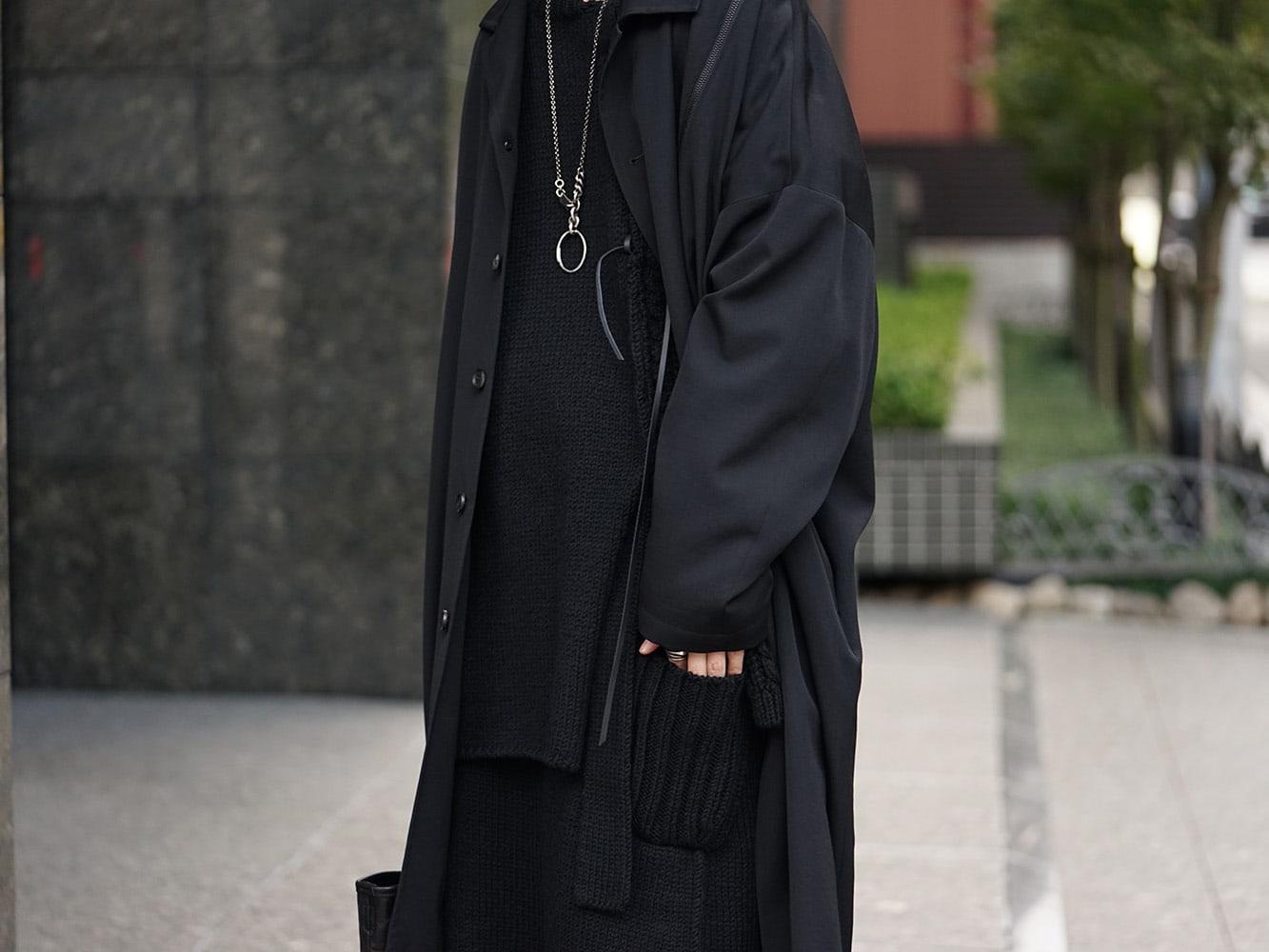 Yohji Yamamoto x B Yohji Yamamoto 18AW 2way Style 07