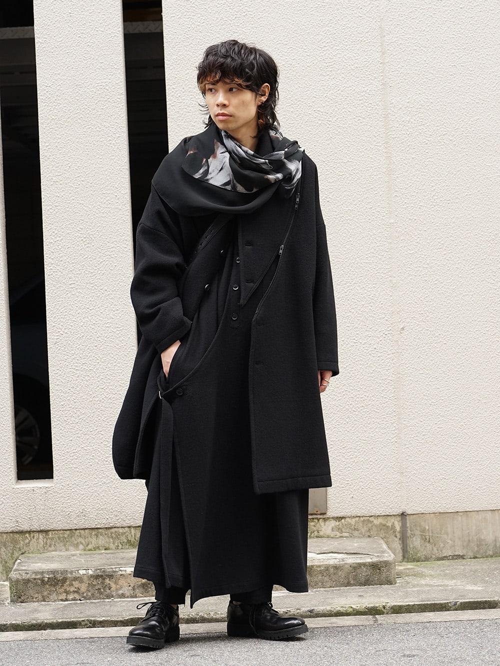 Yohji Yamamoto 18AW B disocrd Mix Style 04