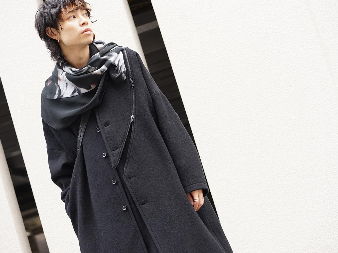 Yohji Yamamoto 18AW B disocrd Mix Style 05
