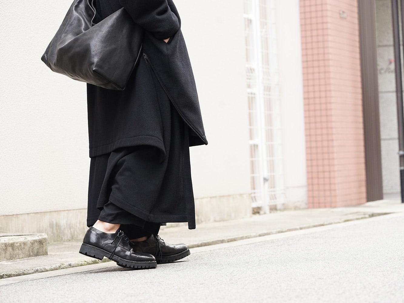 Yohji Yamamoto 18AW B disocrd Mix Style 08