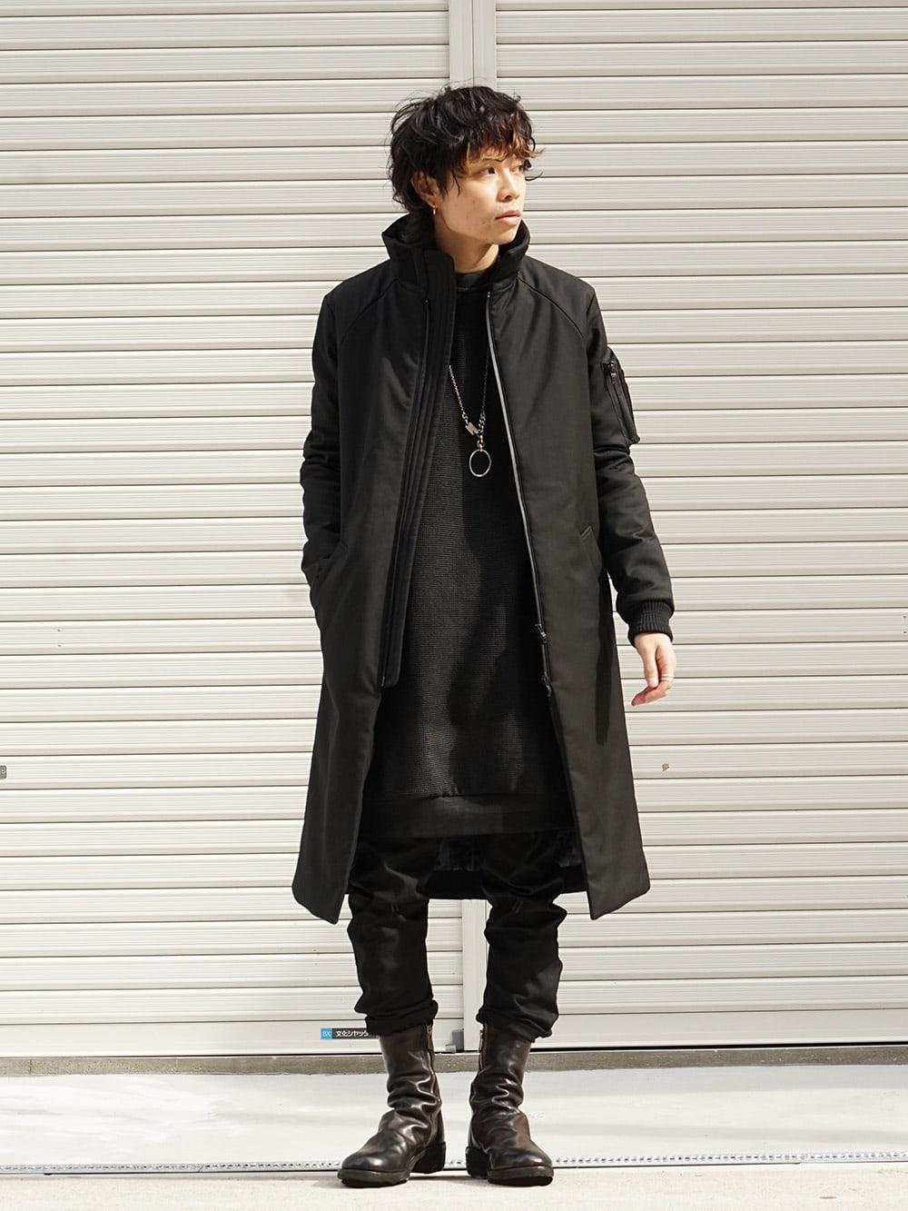 DEVOA x 11 by BBS Down Coat Style 01