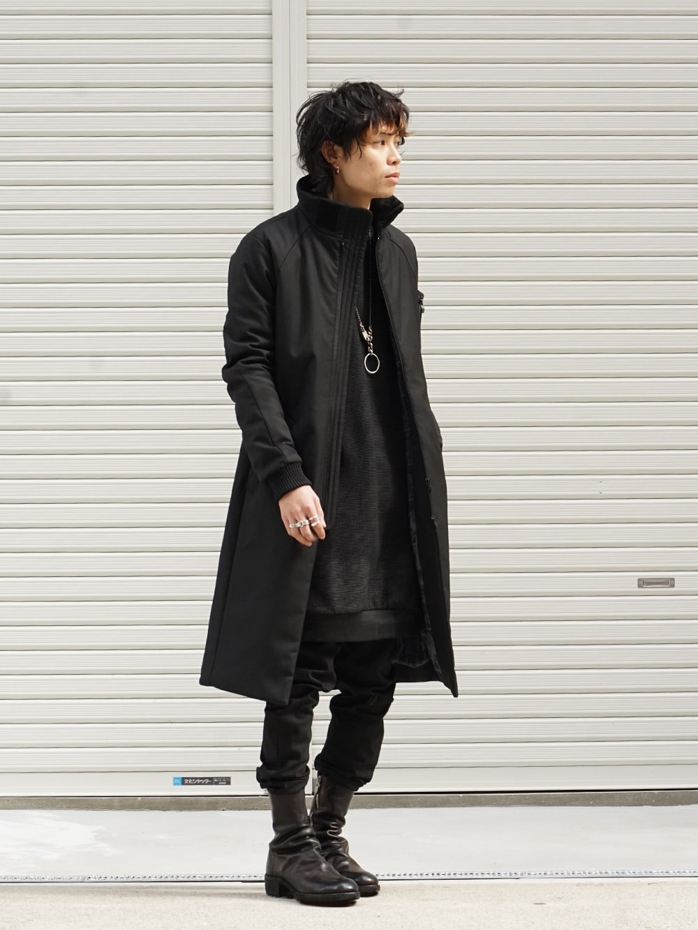 DEVOA x 11 by BBS Down Coat Style 02