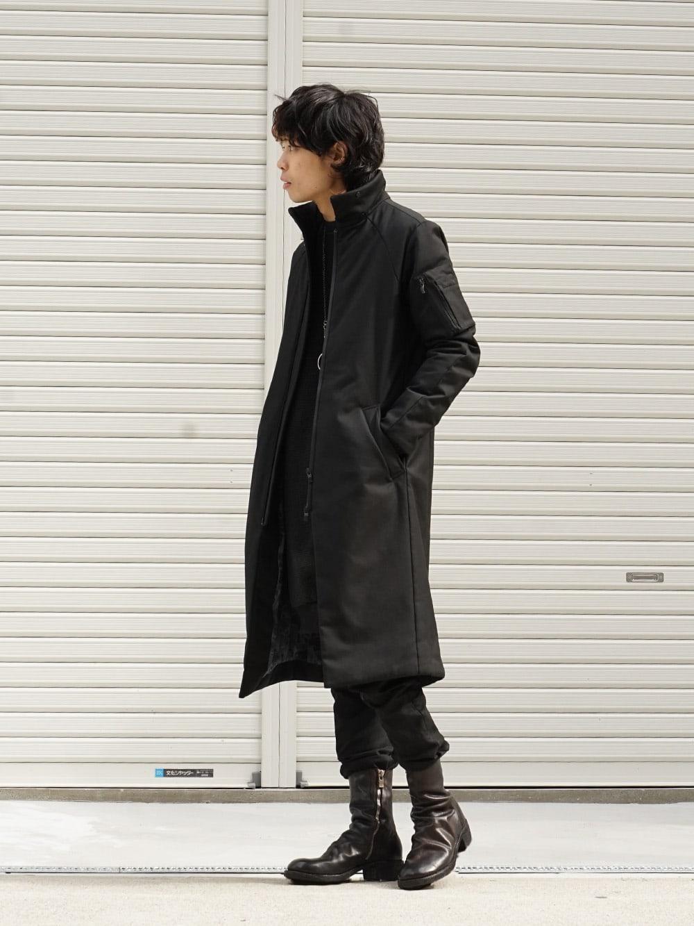 DEVOA x 11 by BBS Down Coat Style 03