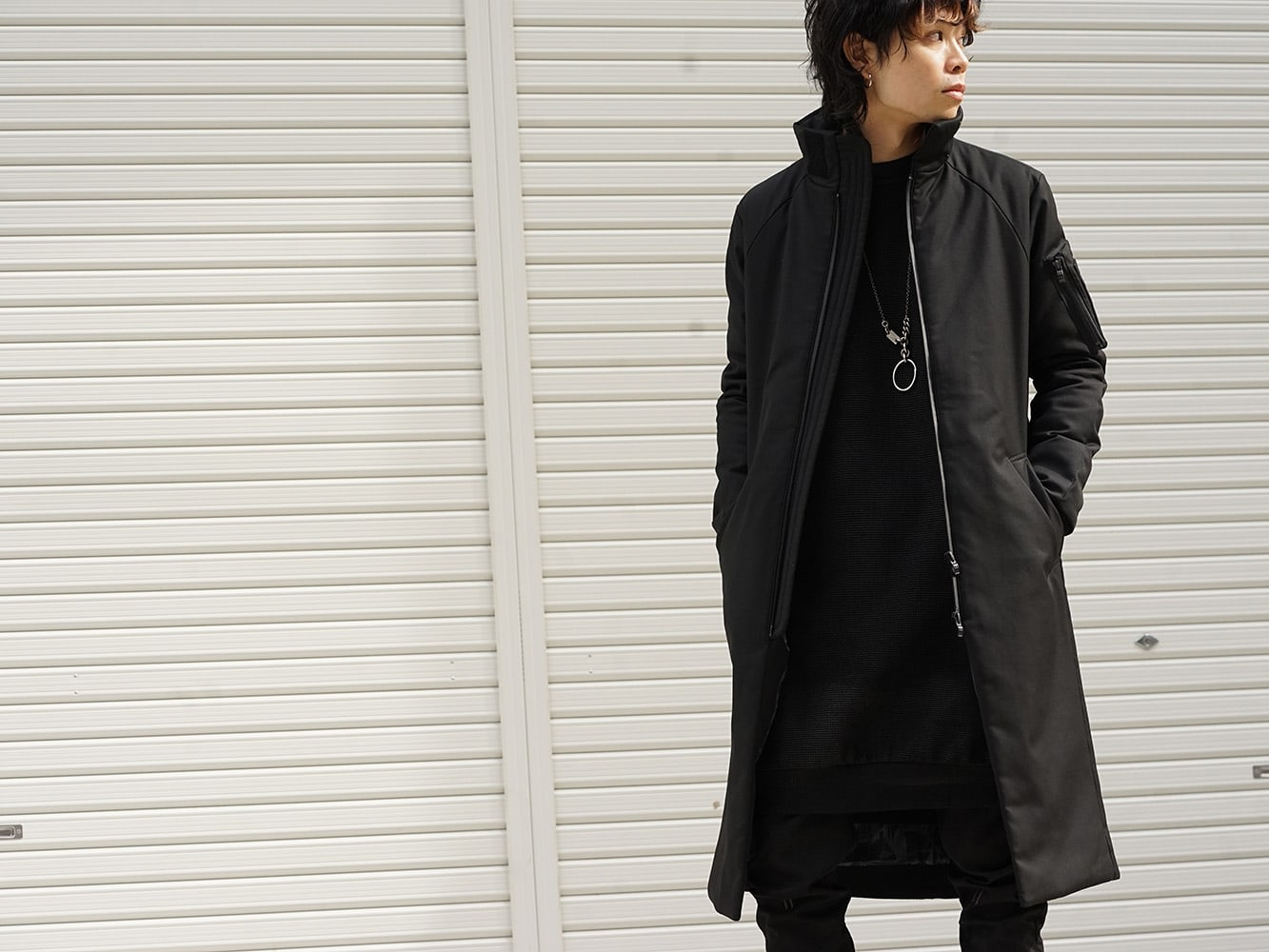 DEVOA x 11 by BBS Down Coat Style 05