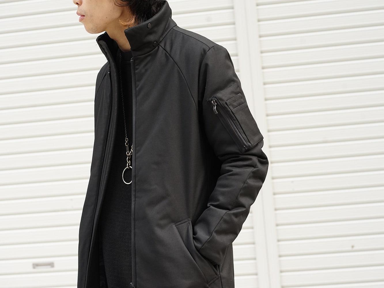 DEVOA x 11 by BBS Down Coat Style 07