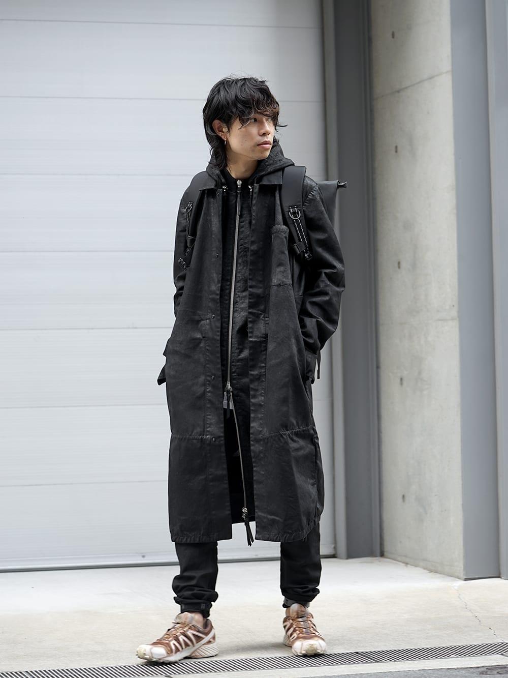 11 By Boris Bidjan Saberi Waterproof Hood Jacket 01