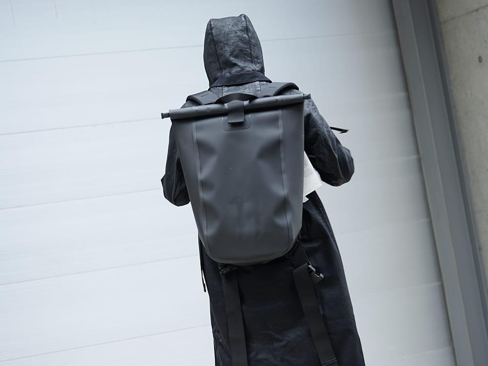 11 By Boris Bidjan Saberi Waterproof Hood Jacket 11