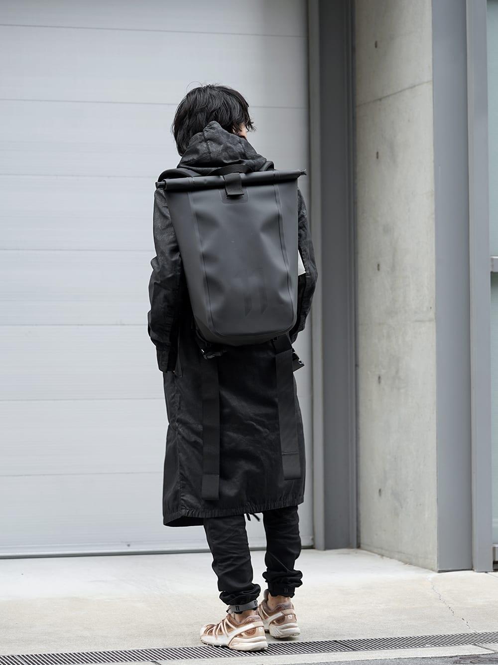 11 By Boris Bidjan Saberi Waterproof Hood Jacket 03