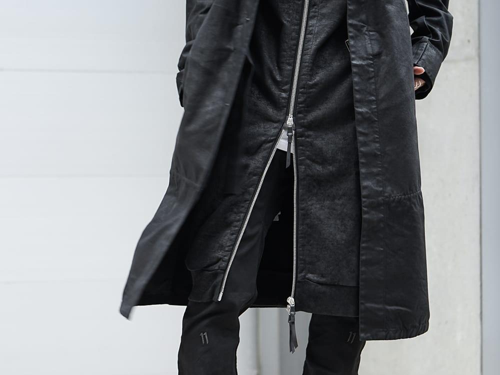 11 By Boris Bidjan Saberi Waterproof Hood Jacket 09