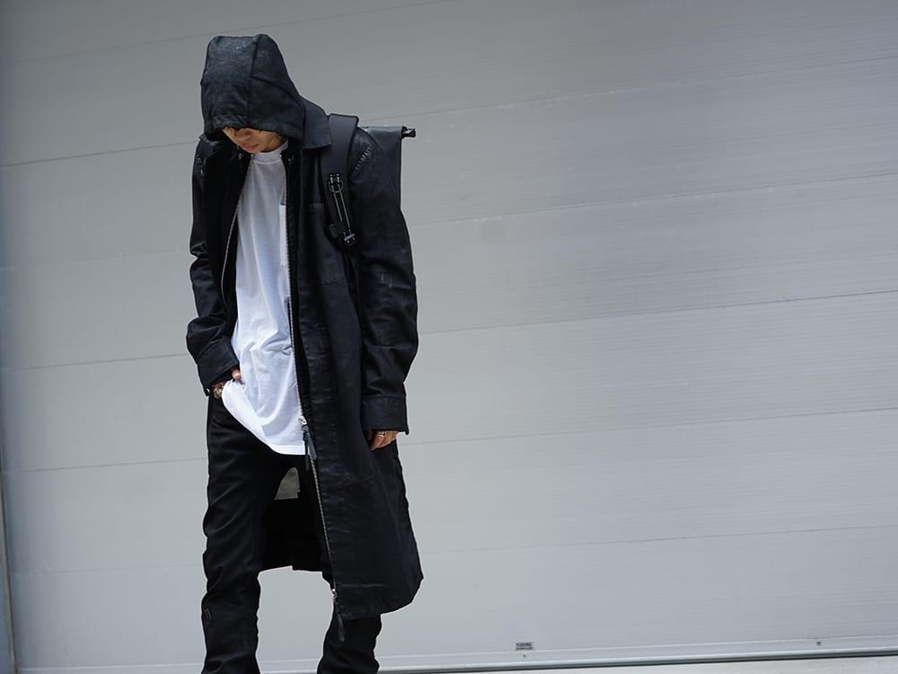 11 By Boris Bidjan Saberi Waterproof Hood Jacket 04