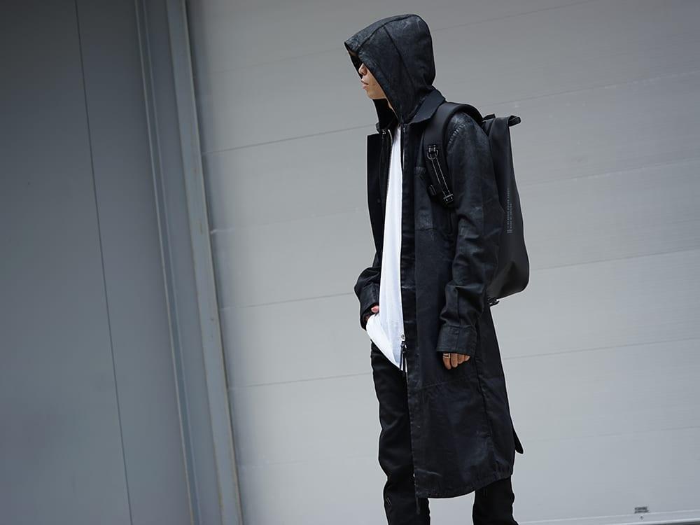 11 By Boris Bidjan Saberi Waterproof Hood Jacket 05