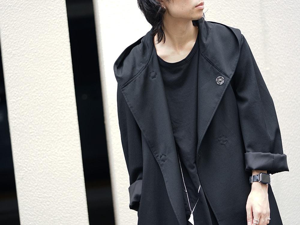 Yohji Yamamoto discord B Mix Style 03