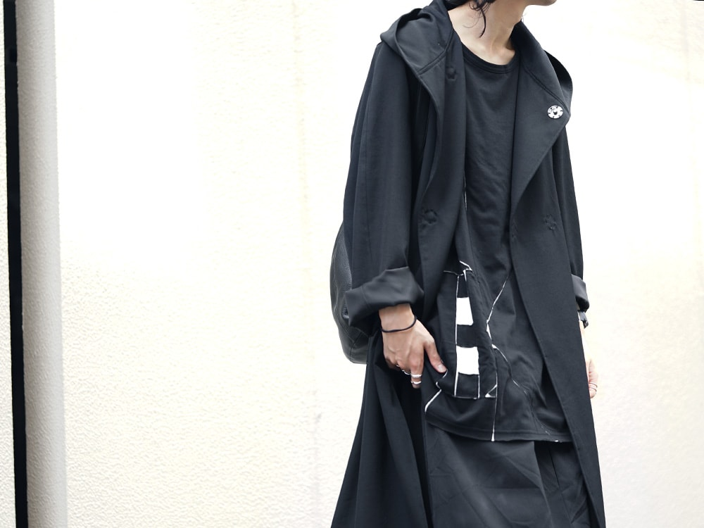 Yohji Yamamoto discord B Mix Style 05