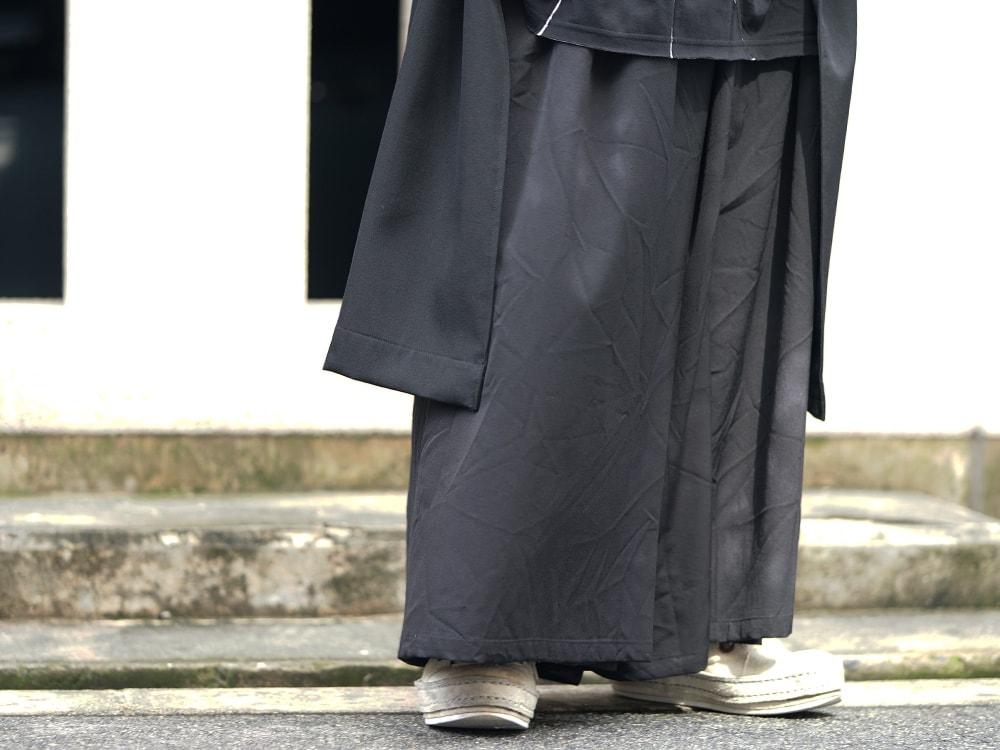 Yohji Yamamoto discord B Mix Style 06