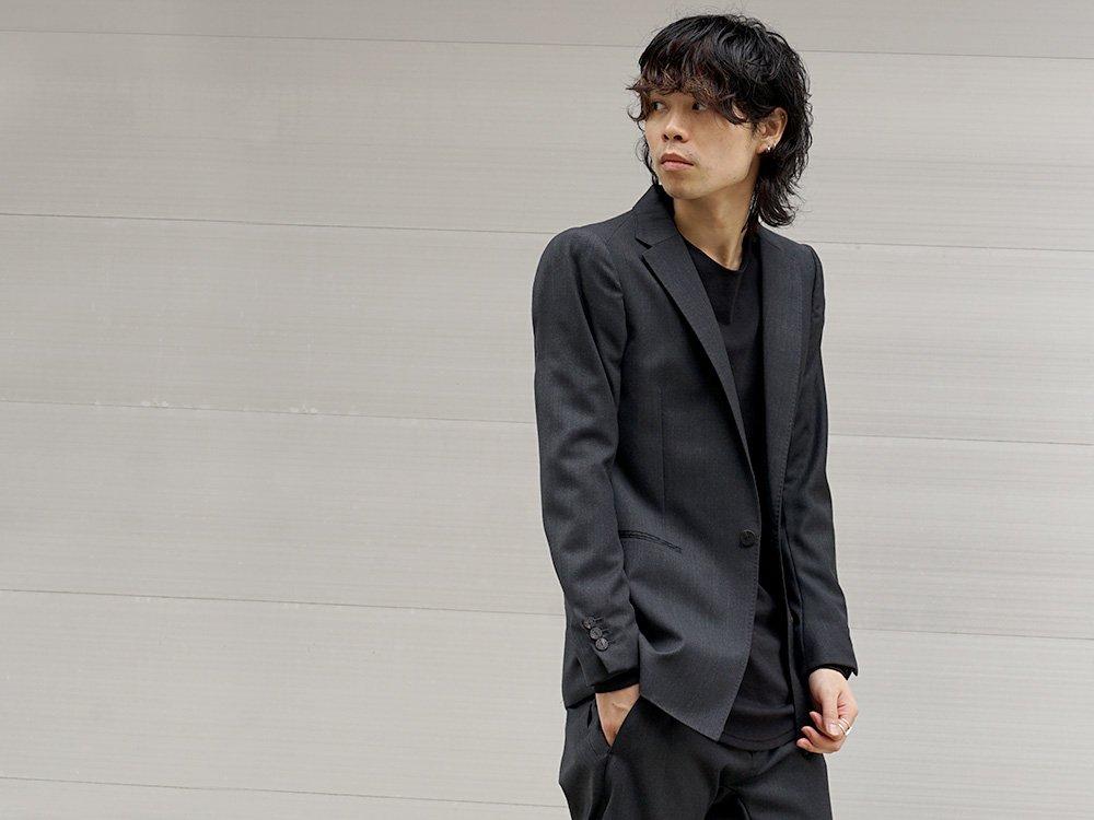DEVOA 18-19AW Tailored Jacket Style 04