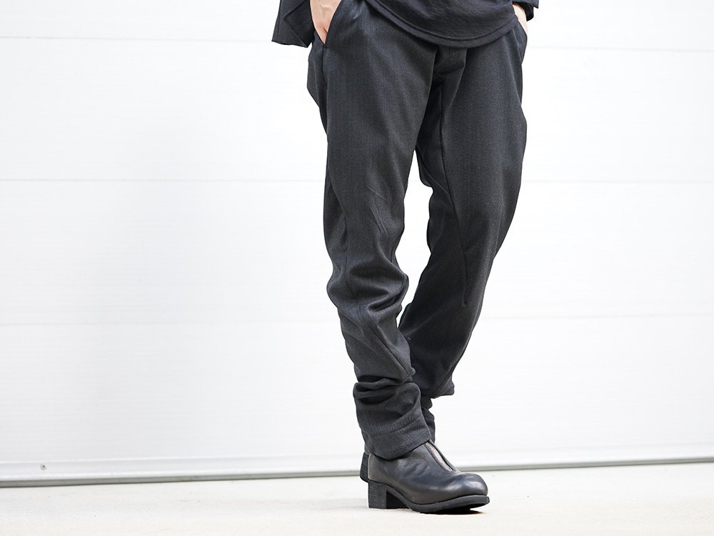 DEVOA 18-19AW Tailored Jacket Style 10