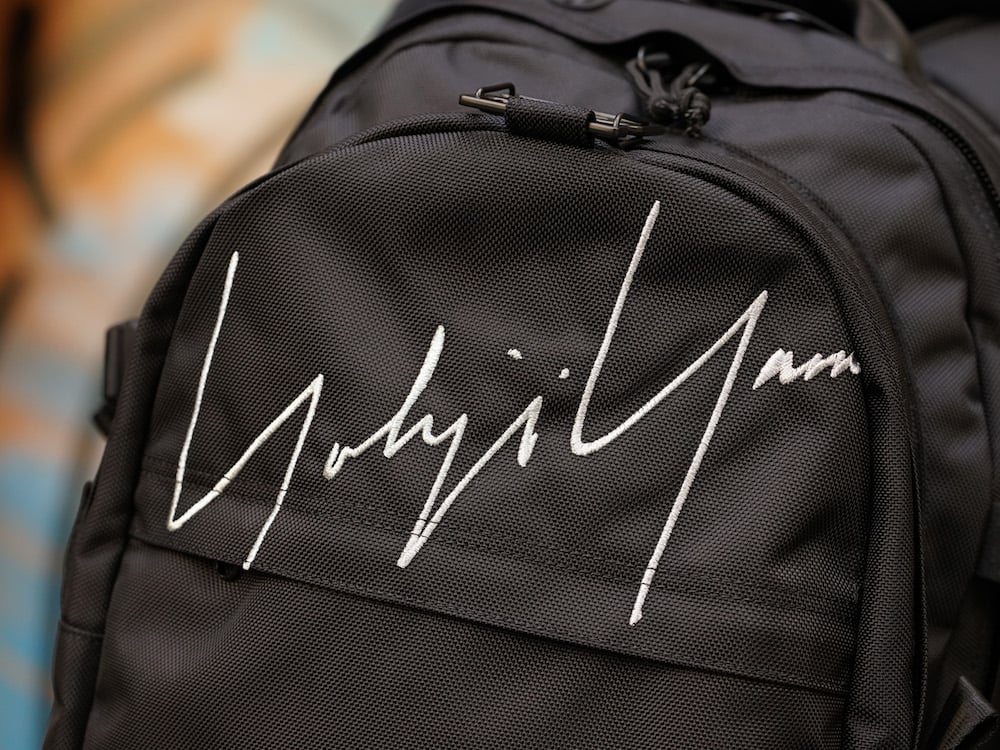 Yohji Yamamoto 18AW B disocrd Mix Style 03