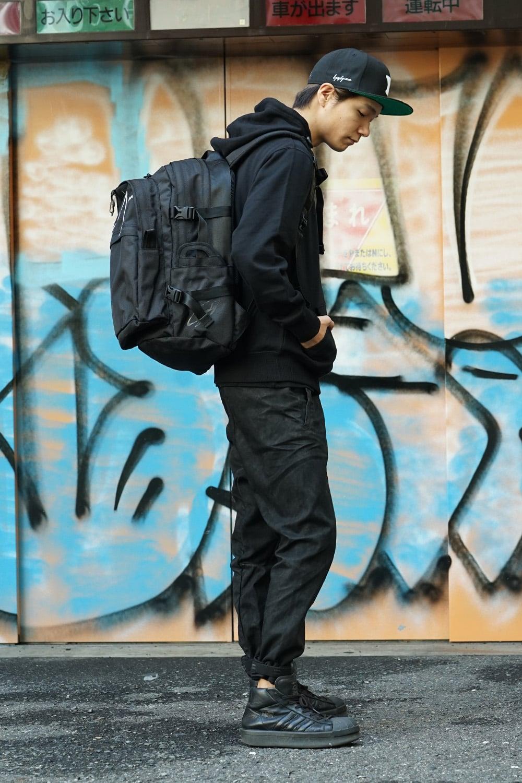 Yohji Yamamoto 18AW B disocrd Mix Style 02