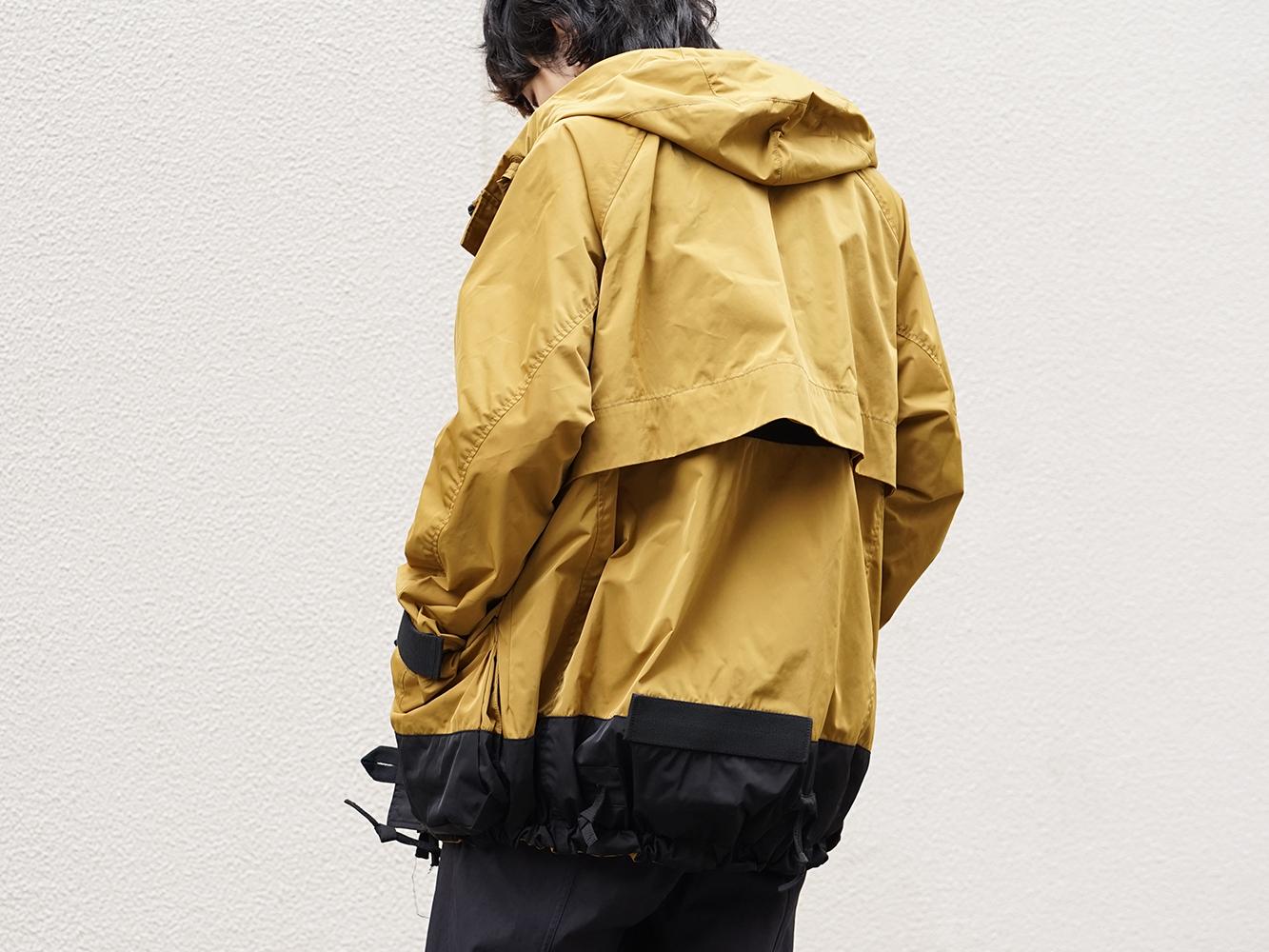 ZIGGY CHEN Mountain Hooded Jacket Winter Style