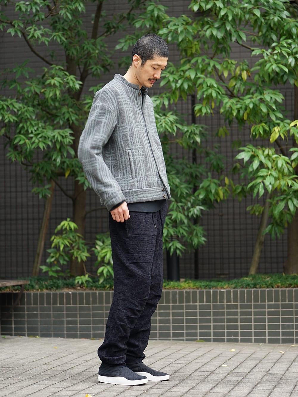 individual sentiments Setup x Jacket Style 03