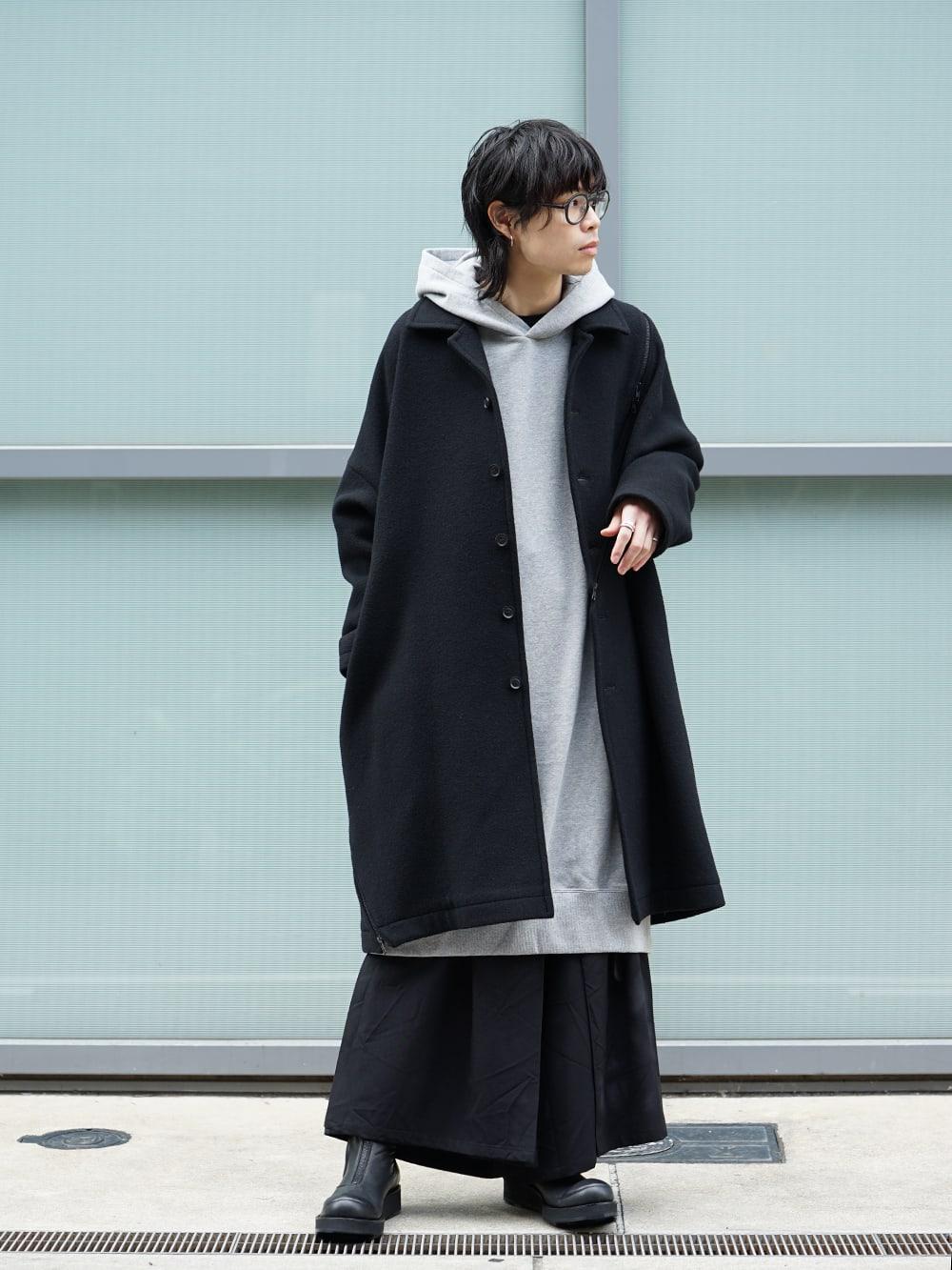 Yohji Yamamoto Setup x Jacket Style 01