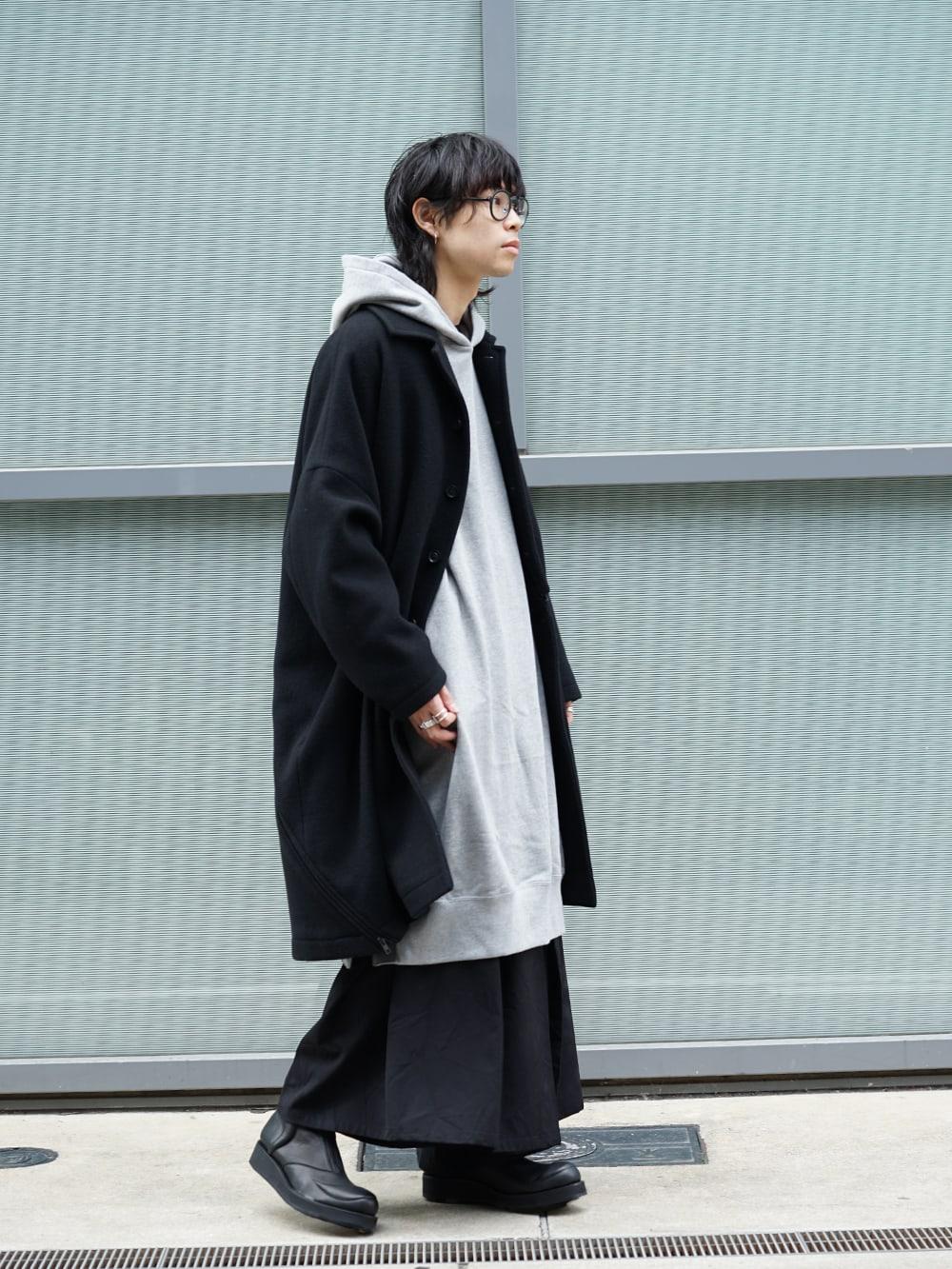 Yohji Yamamoto Setup x Jacket Style 03