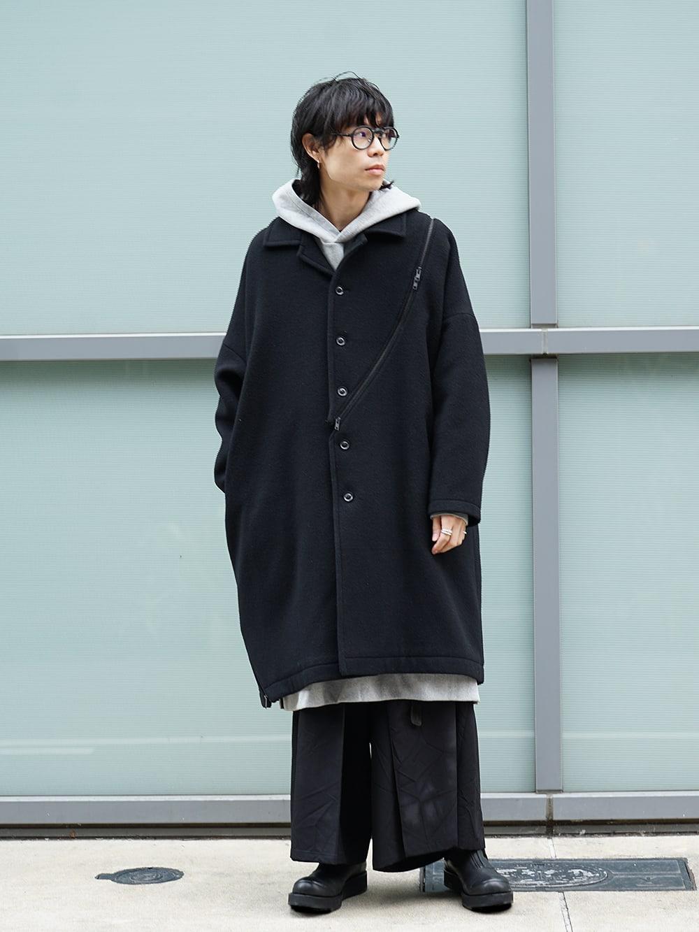 Yohji Yamamoto Setup x Jacket Style 04