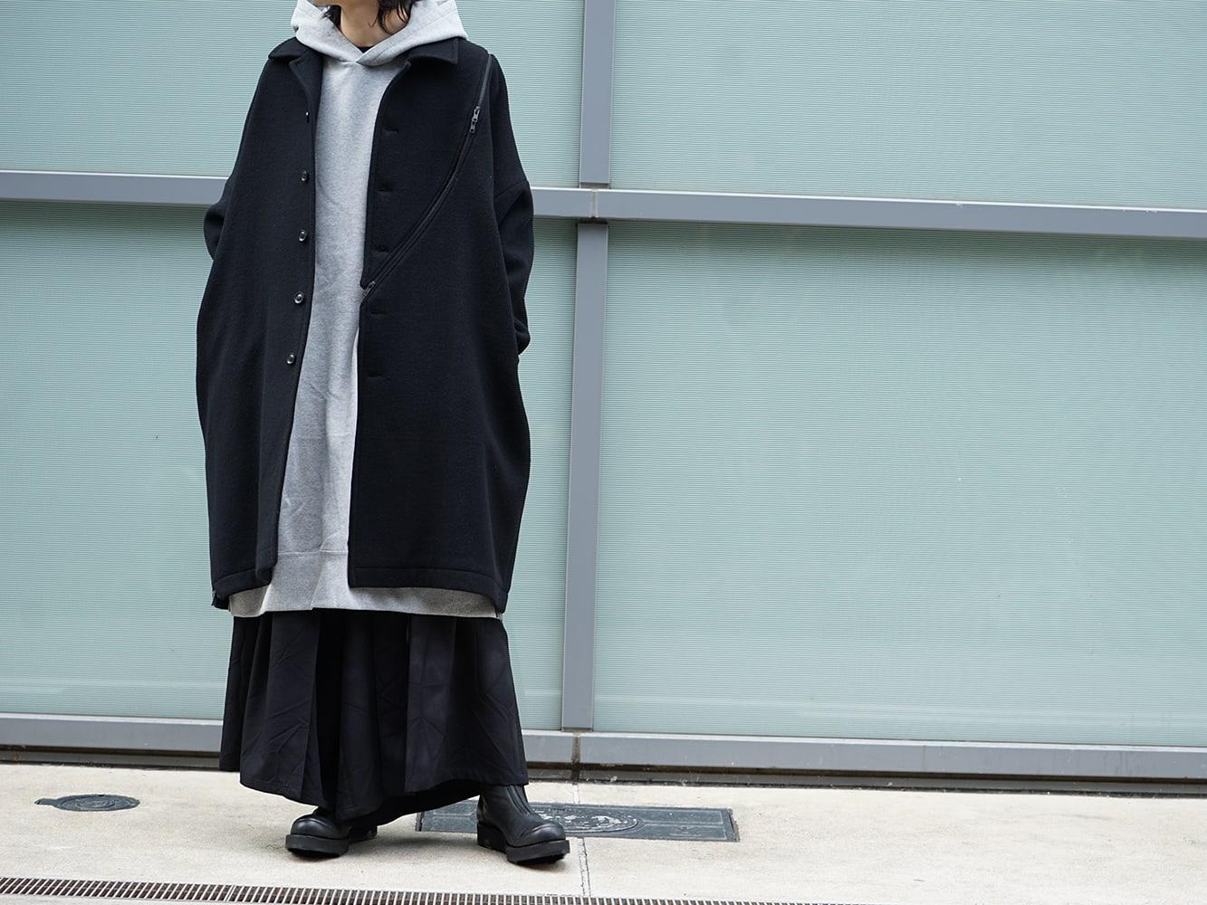 Yohji Yamamoto Setup x Jacket Style 05