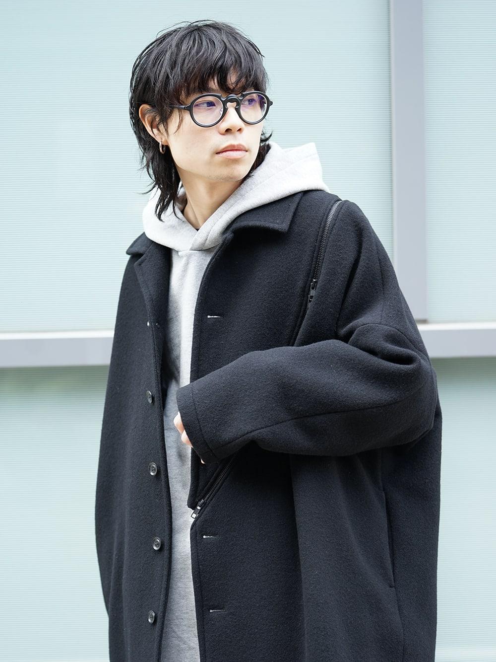 Yohji Yamamoto Setup x Jacket Style 07