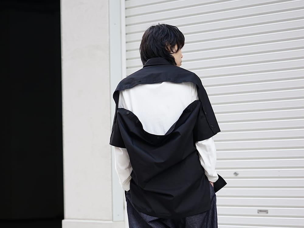 Yohji Yamamoto 19SS x B YY Mix Style 08