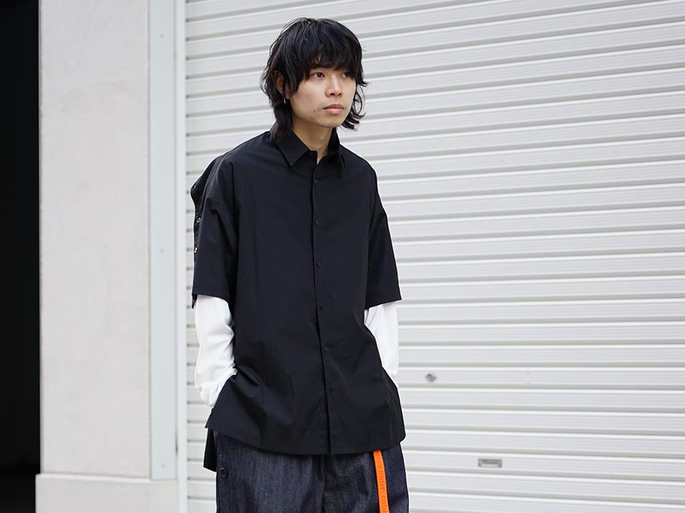 Yohji Yamamoto 19SS x B YY Mix Style 07