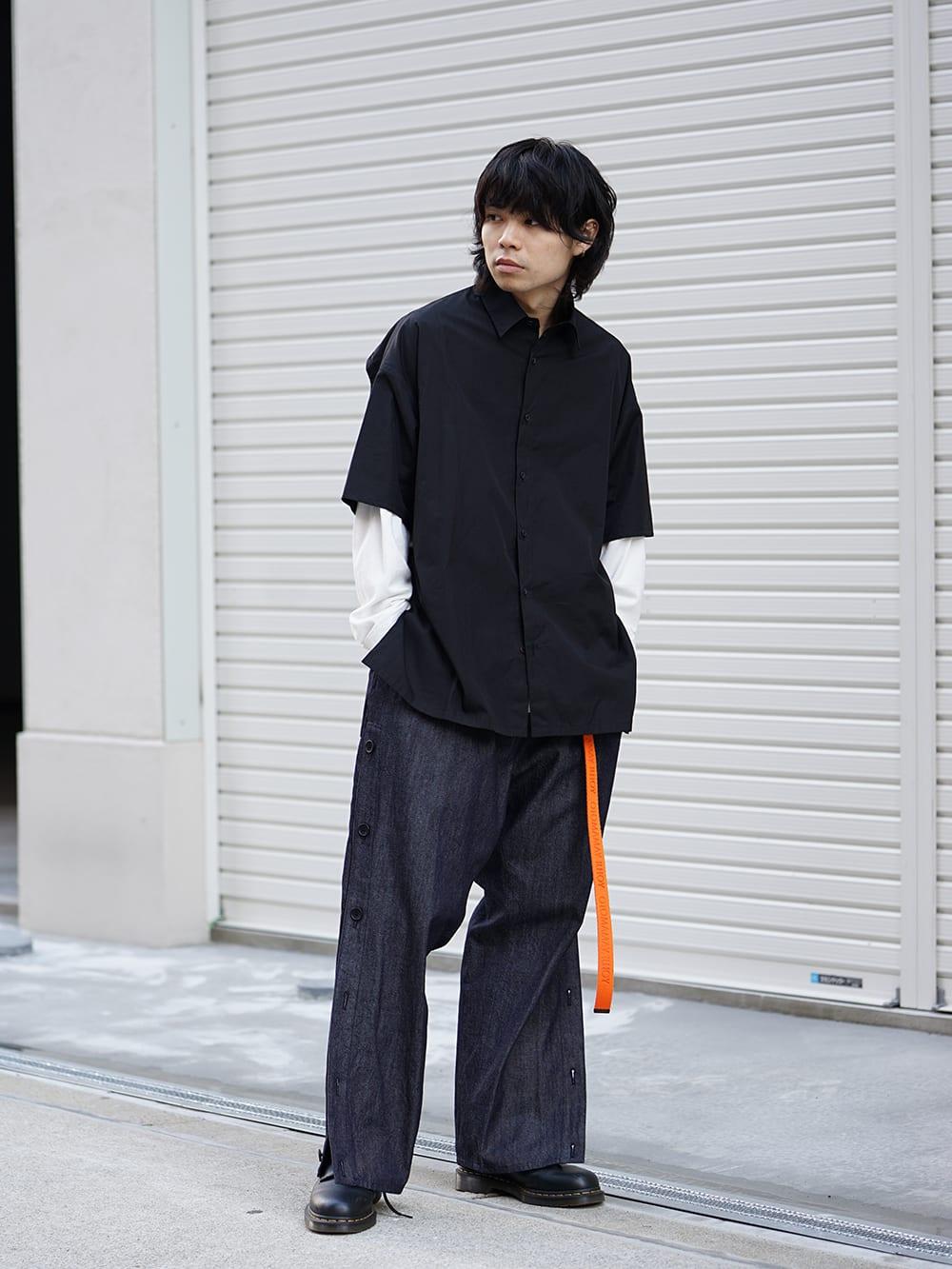 Yohji Yamamoto 19SS x B YY Mix Style 01