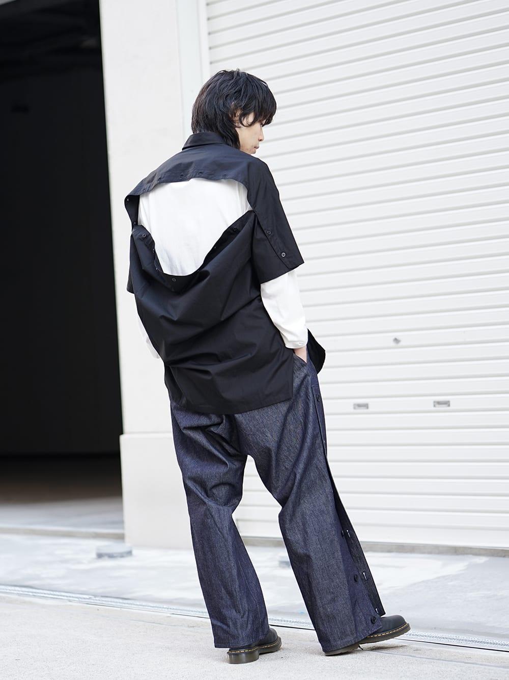 Yohji Yamamoto 19SS x B YY Mix Style 03