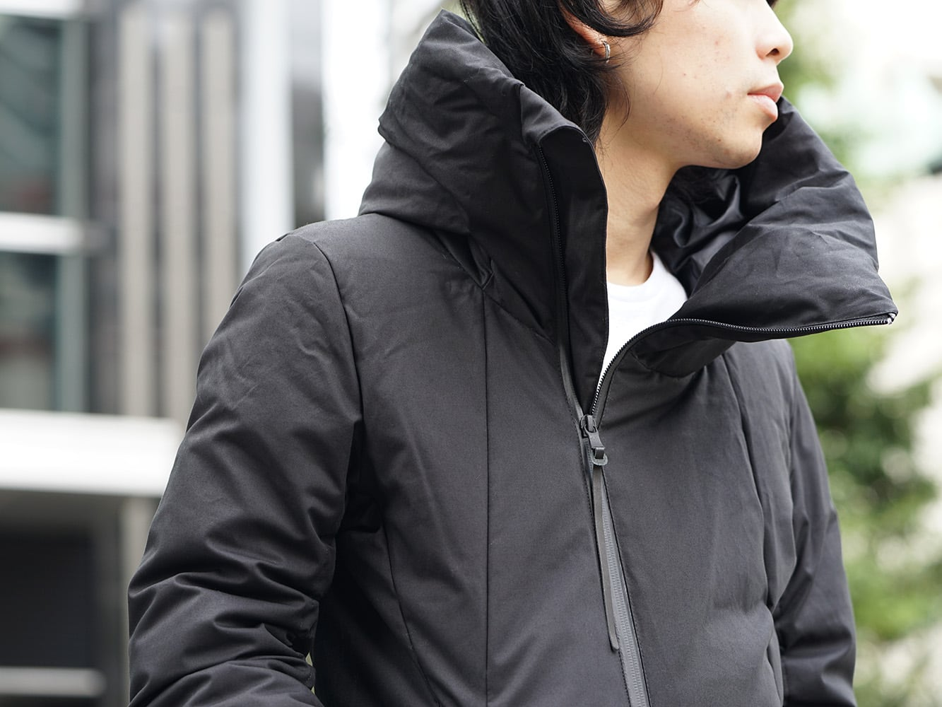The Viridi-anne Limited Down Jacket Style