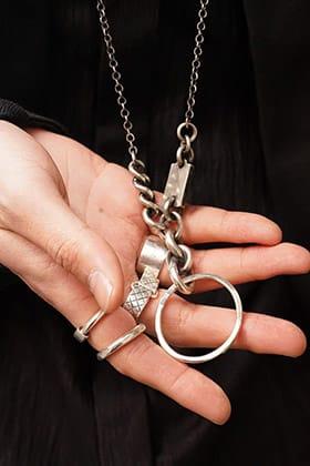 WERKSTATT MUNCHEN Necklace Mix + Keyring