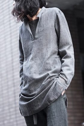 hannibal. 18SS Natural Tunic Style