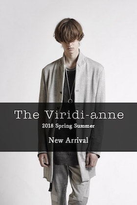 New Arrivals from The Viridi-anne 2018SS Collection 2nd Delivery