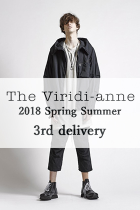 New Arrivals from The Viridi-anne 2018SS Collection 3rd Delivery