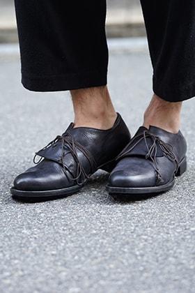 Yohji Yamamoto SS18 Recomended Shoes