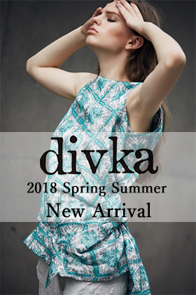 divka SS18 New Arrivals