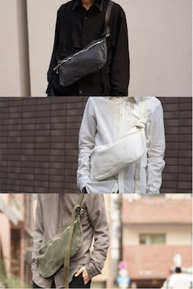 Yohji Yamamoto Back Left Print Coat Style