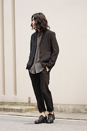 hannibal 18SS Recommended Suit Style