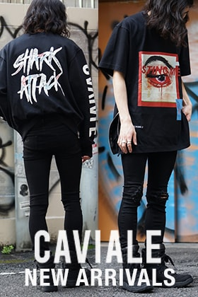 CAVIALE SS18 2nd Derivery
